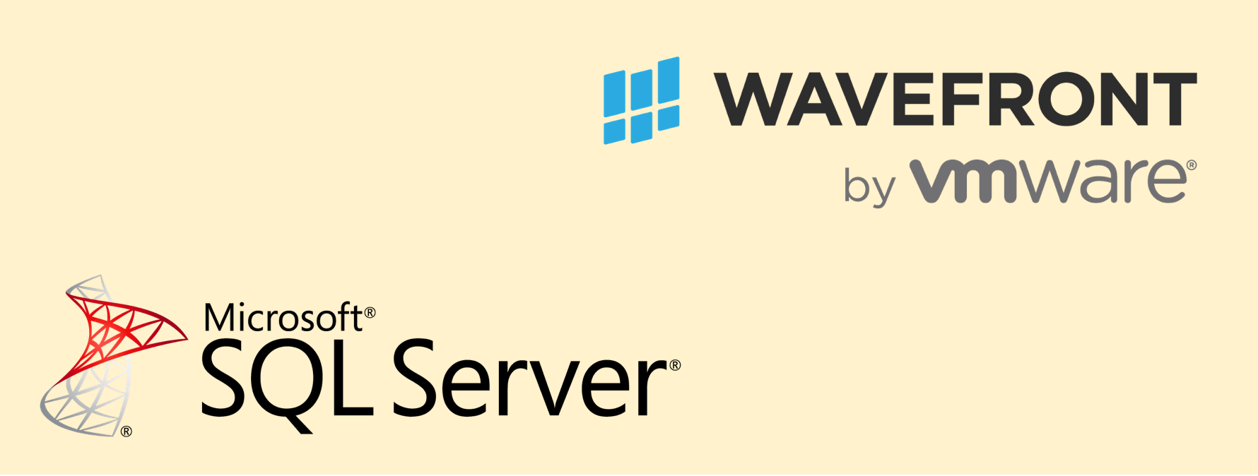 monitoring ms sql with wavefront
