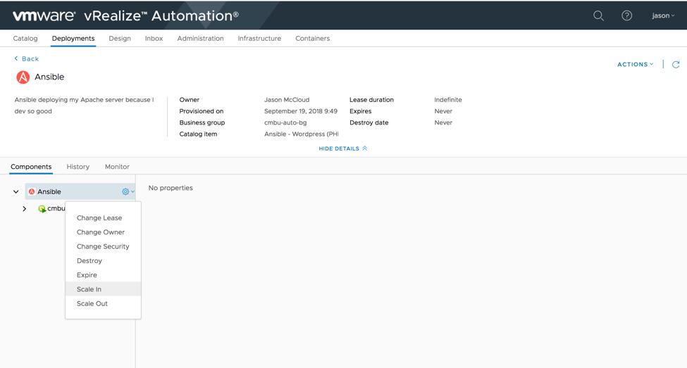 vRealize Automation and Ansible - Möbius Business Technologies Ltd