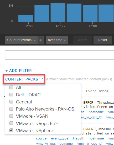 What's New in vRealize Log Insight 4 8 - Möbius Business