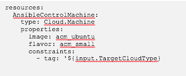 Use Cloud Assembly Blueprint to deploy Ansible Control Machine