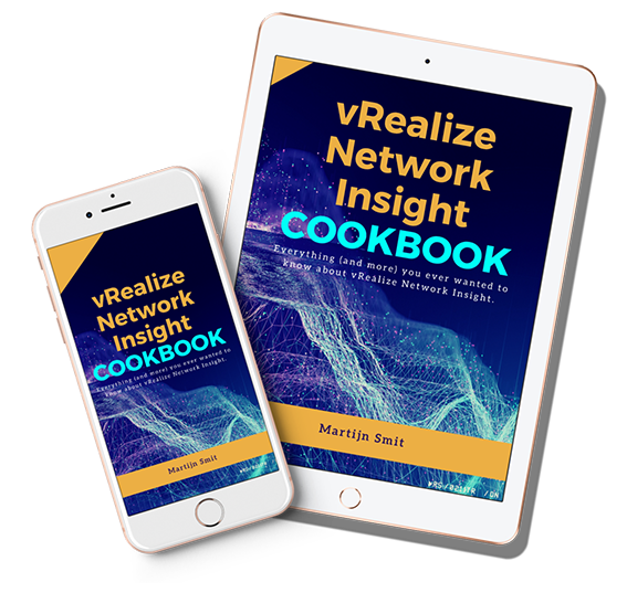vRealize Network Insight Cookbook - Digital